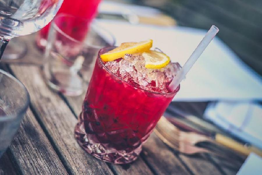 Whiskyglas (ook wel Old Fashionedglas genoemd)