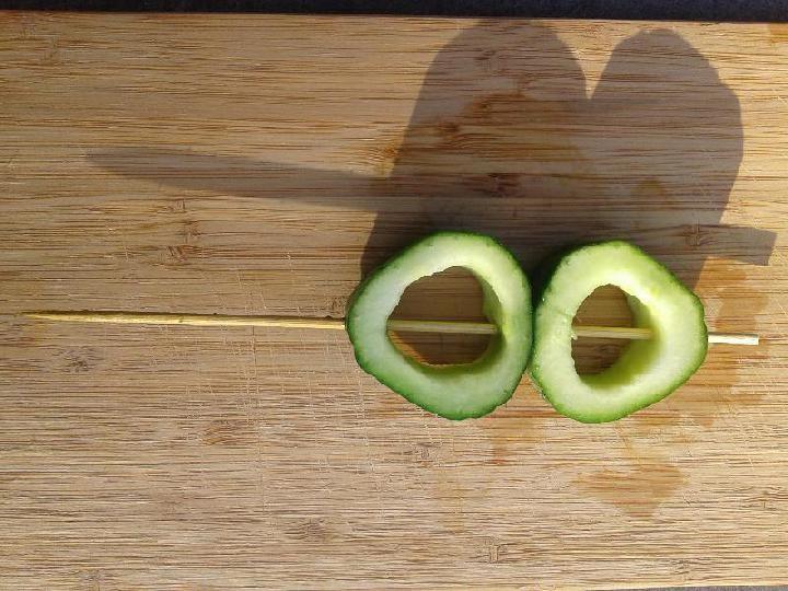 Basis komkommermannetje