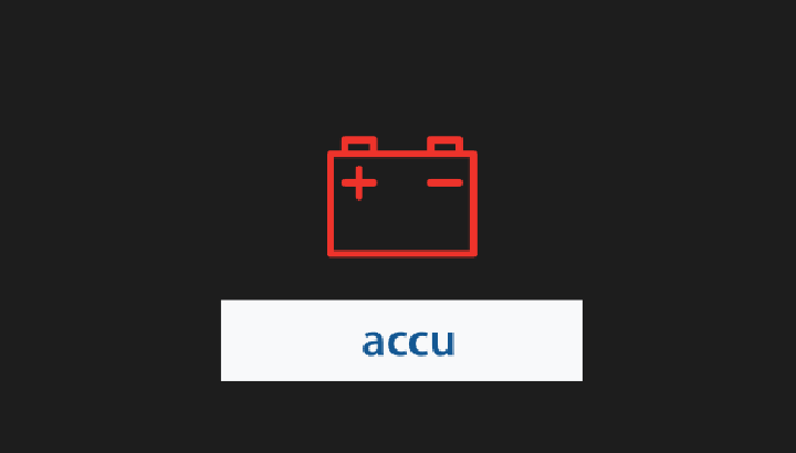 Symbool: afbeelding accu (video 2.20)