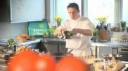 Hoe kun je een omelet met champignons maken