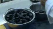 Recept mosselen uit de oven oftewel Moules a l escargots