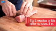 Hoe kun je de lekkerste varkenshaas bakken