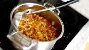 Recept snert zelf erwtensoep met worst maken