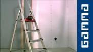 Gipsplaten plaatsen tegen een muur