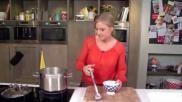 Recept traditionele uiensoep met een Italiaans accent Voor een makkelijke en gezonde maaltijd