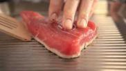 Hoe moet je vis grillen