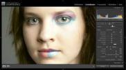Huid verzachten in Adobe Lightroom