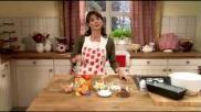 Hoe kun je zelf een chocolade marmercake bakken