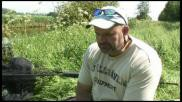 Hoe kun je karpers vangen Karpervissen deel 3 de hengel werpen en beet