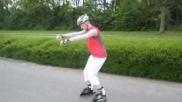 Hoe kun je bij het skaten remmen zonder gebruik van het remblokje