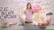 Hoe kun je cupcakes versieren De basis