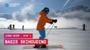 Hoe kun je een goede uitgangspositie aannemen Basistechnieken van skien