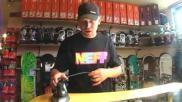 Hoe kun je zelf je snowboard onderhouden Deel 2 waxen