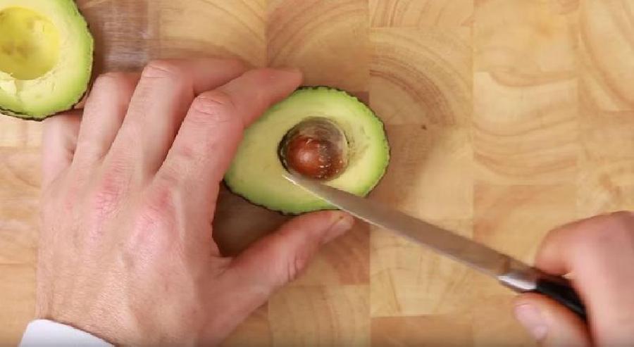 Avocado vullen