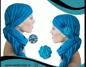 De sjaal opleuken