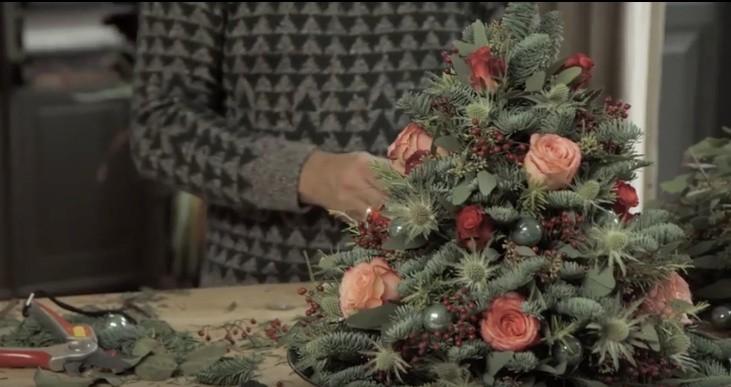 Kerstboom verder versieren