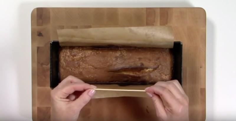 Gaarheid cake testen