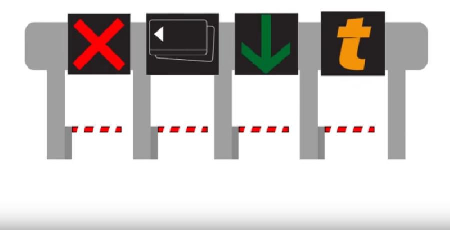 Welke tolpoort moet je kiezen?