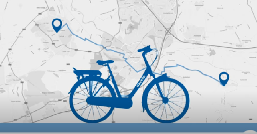 Welke actieradius kies je voor je elektrische fiets?