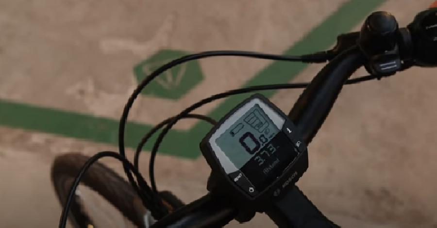 Wegrijden met de e-bike