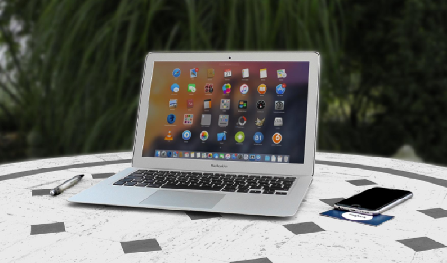 Keuzehulp voor de schermgrootte van de laptop