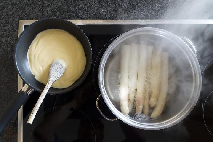 Hoe voorkom je dat de saus gaat schiften?