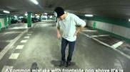 Hoe doe je met skateboarden een frontside pop shove it