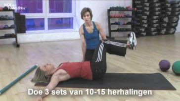 Hoe kun je jouw buikspieren trainen Drie super oefeningen voor je core