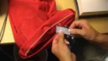 Hoe kun je probleemloos elastiek rijgen in een kledingstuk