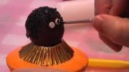 Hoe kun je Sinterklaas cupcakes maken