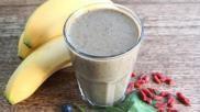 Hoe maak je een gezonde groene smoothie als ontbijt