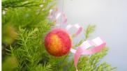 Hoe kun je een vilten kerstbal maken