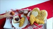 Hoe kun je een romantisch ontbijt maken voor je lief