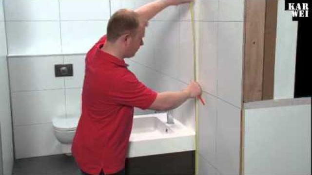Hoe-kun-je-zelf-een-badkamermeubel-plaatsen