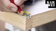 Hoe kun je binnendeuren op maat maken en afhangen