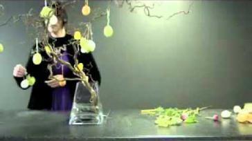 Hoe kun je voor Pasen een Paastak mooi versieren
