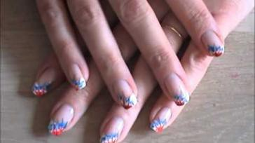 Stoere WK nagels of Koningsdag nagels lakken zo doe je dat