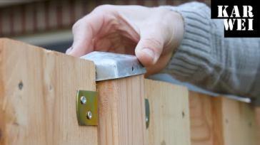 Hoe kun je eenvoudig zelf een houten schutting plaatsen