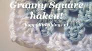 Hoe kun je een Granny Square leren haken voor beginners