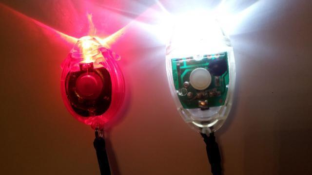 Milieu en geld besparen: de batterij van je fietslampjes vervangen.