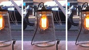 DIY Industriele lamp maken