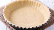 Recept zelf deeg voor hartige taart of quiche maken