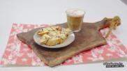 Feestelijk recept biscotti koekjes maken met cranberry en chocolade