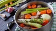 Hoe maak je een bouquet garni van groenten en specerijen
