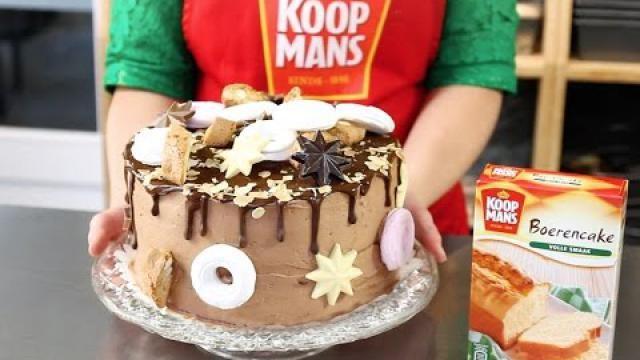 Kersttaart-maken-een-feestelijk-versierde-taart-bakken-voor-Kerst