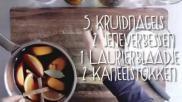 Makkelijk gluhwein recept om zelf gluhwein te maken