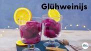 Makkelijk kerst toetje zelf ijs maken van gluhwein