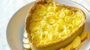 Recept appeltaart maken in hartvorm voor Moederdag of een verjaardag