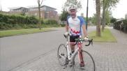 Veilig een goede bocht nemen op je racefiets bochtentechniek
