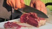 Carpaccio maken van rundvlees